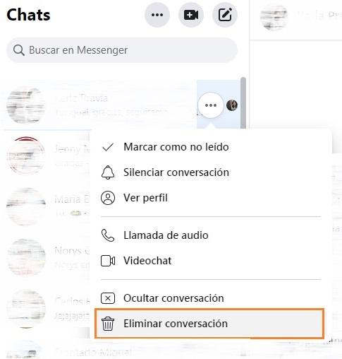 XX¿Cómo borrar para siempre los mensajes de tu Facebook?