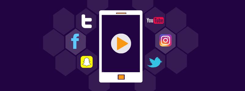 Guía para crear vídeos para las redes sociales