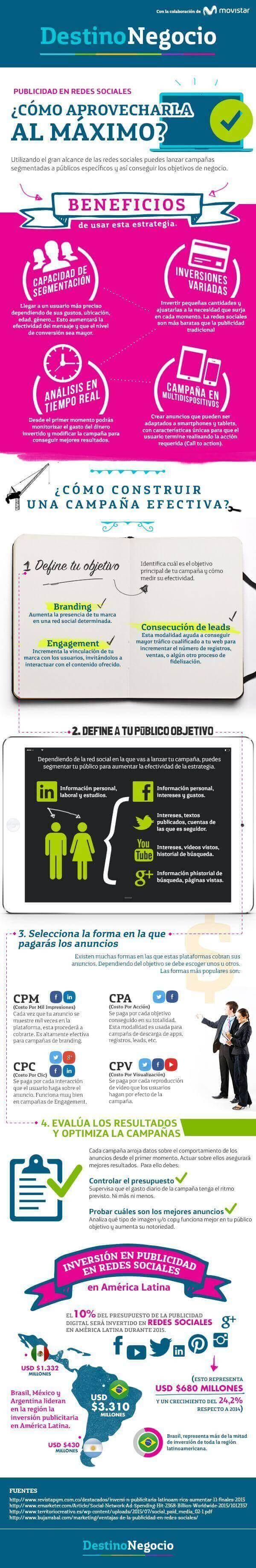 XXConsejos para hacer publicidad en redes sociales