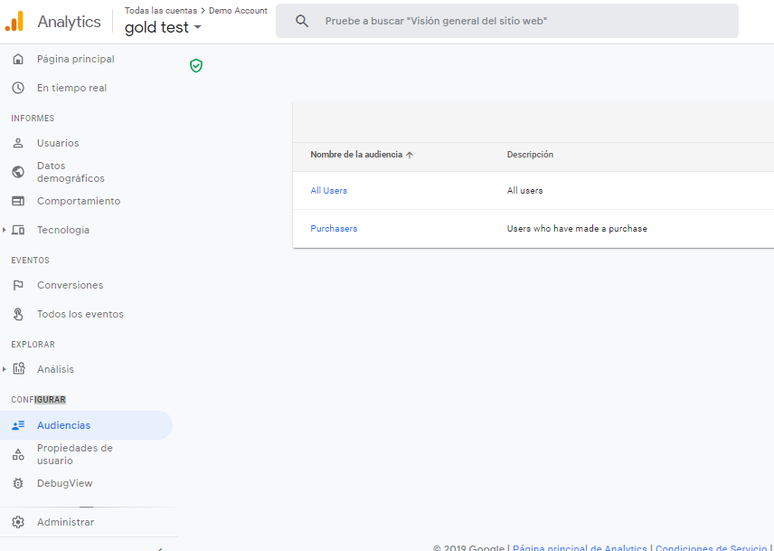 XXCómo configurar Google Analytics