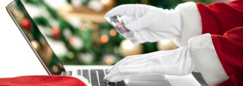 Consejos para realizar compras online en Navidad