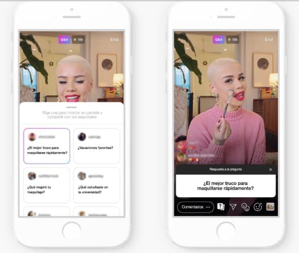 XXConsejos para hacer un vídeo en vivo en Instagram