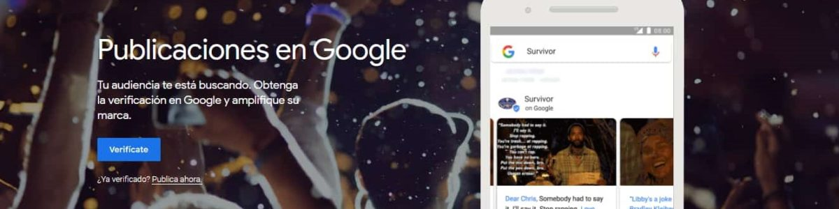 Qué son las publicaciones en Google y cómo crearlas